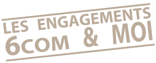 ciscom - Nos engagements